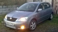 My Corolla