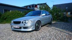 my baby! e11 facelift liftback